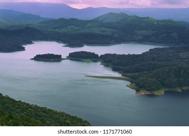 Periyar river, Thekkady, Idukki, Kerala