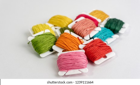 Perle/Pearl Cotton Threads for Hand Embroidery and Knitting