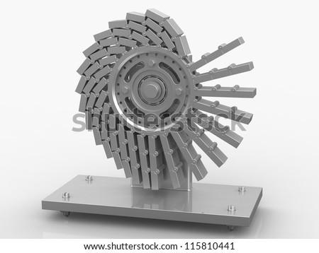 920c67410dc Perpetuum Mobile Stock Photo (Edit Now) 115810441 - Shutterstock
