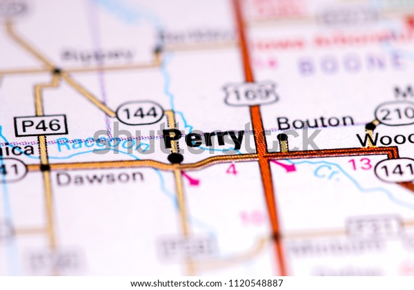 map of perry iowa Perry Iowa Usa On Map Stock Photo Edit Now 1120548887 map of perry iowa