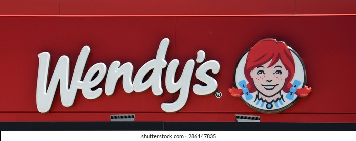 PERRYSBURG, OH - JUNE 2:  Wendy's, whose Perrysburg location logo is shown on June 2, 2015, has over 6,500 stores.