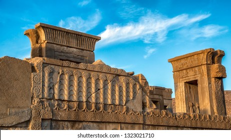 Persepolis (Old Persian: Pārsa) was the ceremonial capital of the Achaemenid Empire (ca. 550–330 BCE). It is situated 60 km northeast of the city of Shiraz in Fars Province, Iran