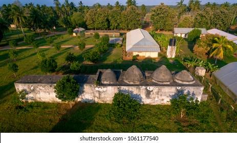 Persian Bath ruins, Zanzibar