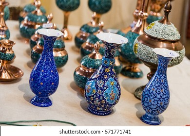 Persian pottery or Iranian pottery refers to the pottery works made by the artists of Persia (Iran) and its history goes back to early Neolithic Age.