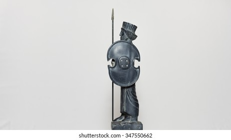 Persian soldier