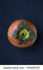 persimmon autumn fruit