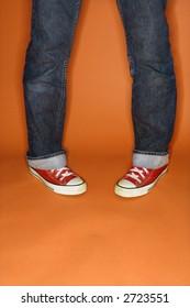 Bow Legs Images, Stock Photos & Vectors | Shutterstock
