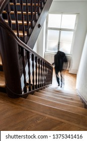 Person Leaving home