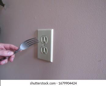 Fork In Socket High Res Stock Images Shutterstock