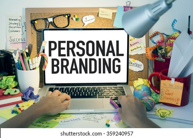 Personal Branding / Business concept
