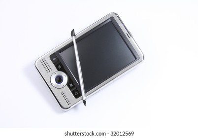 Personal Data Assistant with stylus