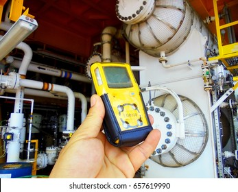 Personal H2S Gas Detector,Check gas leake.