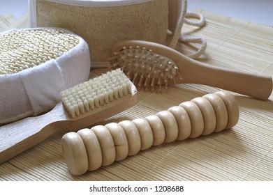 Personal hygiene equipment.