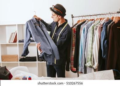 personal shopper in the fashion store