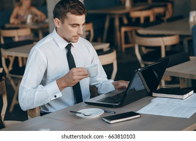 persons engaged in business suit do business affairs