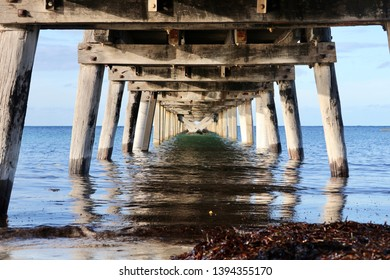 Old Dock Pilings Images Stock Photos Vectors Shutterstock