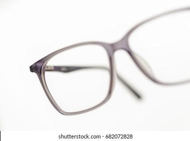 Perspective eyewear isolated.