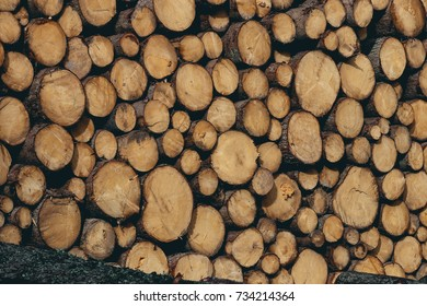 perspective wood  logs wall background - woodshed