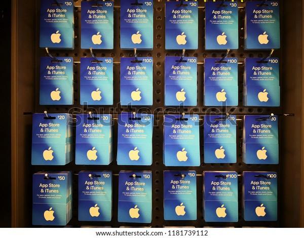 Perth Australia June 11 2018 Apple Stock Photo (Edit Now