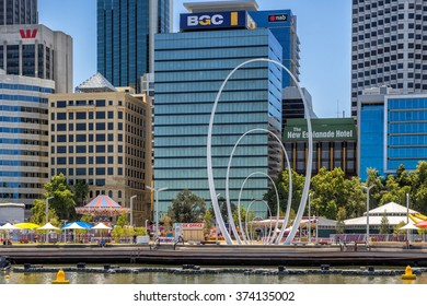 Perth, Australia on 8th Feb 2016: Buckeridge Group of Companies commonly known as BGC is a private corporate group of construction and building-related companies operating primarily in Australia.