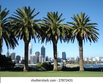 Perth, Kings Park, WA