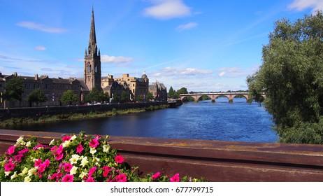 Perth, Scotland