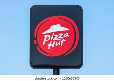 Peru - Circa August 2018: Pizza Hut Fast Casual Restaurant. Pizza Hut is a subsidiary of YUM! Brands III