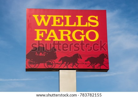 Peru Circa November 2017 Wells Fargo Stock Photo Edit Now