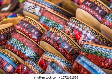 Peruvian Craftworks in Cusco