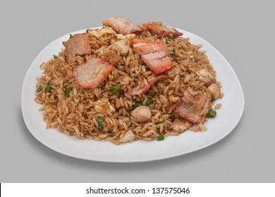 how to make peruvian fried rice