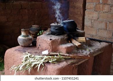 Peruvian kitchen to taint tissue