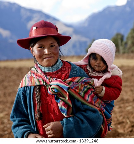 Peru Girls