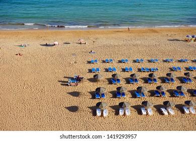 Pescadores Beach Albufeira Algarve Portugal