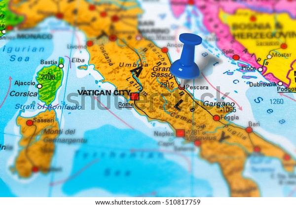 Pescara Italy Pinned On Colorful Political Stock Photo (Edit ... on large map of europe, artistic map of europe, old world map of europe, generic map of europe, printable geographic map of europe, linguistic map of europe, environment map of europe, political map of europe, industrial map of europe, show me a map of europe, military map of europe, ecological map of europe, tactical map of europe, cultural map of europe, global map of europe, international map of europe, historical map of europe, future map of europe, legal map of europe,