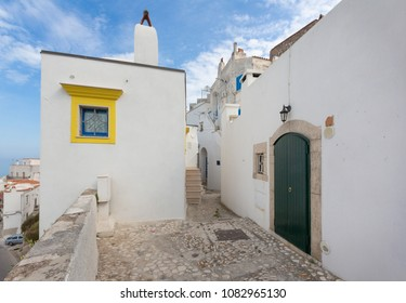 Peschici (Puglia, Italy) - View of the little picturesque village in south Italy