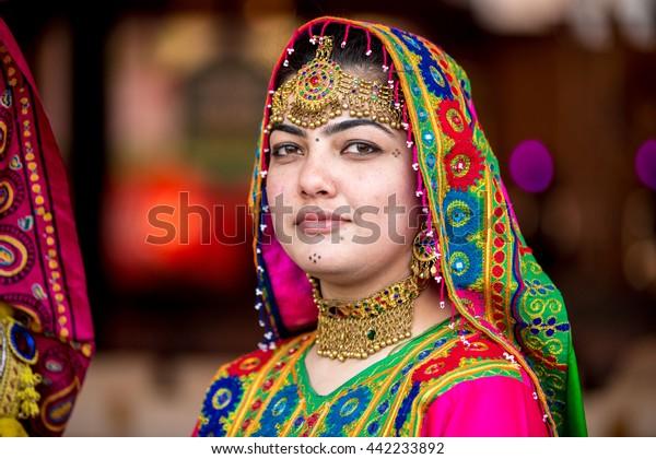 Peshawar Pakistan Aug 16 2015 Model Stock Photo (Edit Now