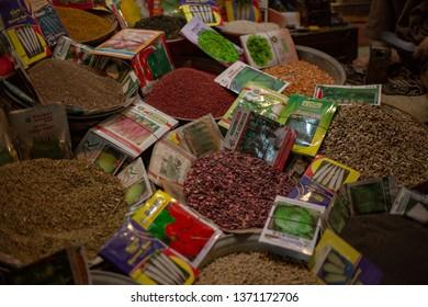 PESHAWAR, PAKISTAN - Sept 27 ,2017:  seeds for sell 27 Sept, 2017 Peshawar