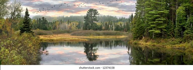 Peshekee River, Van Ripper State Park, Michigan's Upper Peninsula