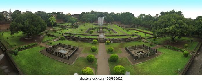 Peshwa Shaniwarwada Fort