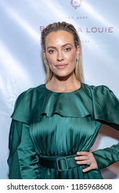 Peta Murgatroyd attends 9th Annual Face Forward Gala at Beverly Wilshire Hotel, Beverly Hills, California on September 22nd, 2018