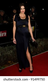 Peta Todd Arriving For The Sun Military Awards 2011 At The Imperial War Museum London