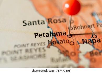 Petaluma, California, USA.