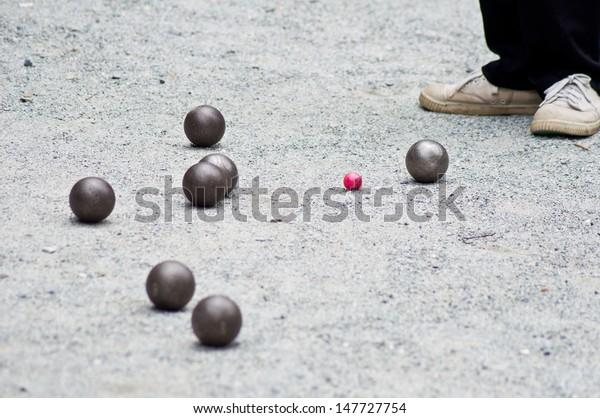 petanque recreation sport for healthy