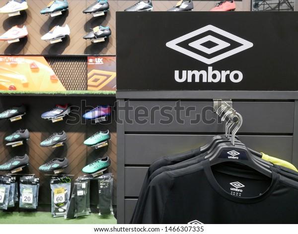 umbro shopping