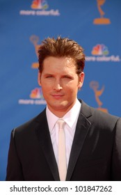Peter Facinelli at the 62nd Annual Primetime Emmy Awards, Nokia Theater, Los Angeles, CA. 08-29-10