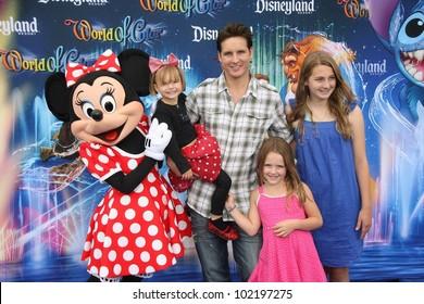 Peter Facinelli  at the World Premiere of 'World Of Color,' Disney's California Adventure, Amaheim, CA. 06-10-10