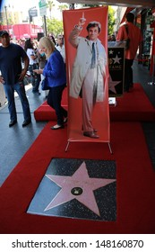 Peter Falk Star on the Walk of Fame at the Peter Falk Star on the Hollywood Walk of Fame Ceremony, Hollywood, CA 07-25-13