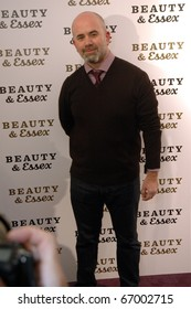 Peter Kain attends Beauty & Essex Red Carpet in downtown Manhattan,NY on December 10, 2010.