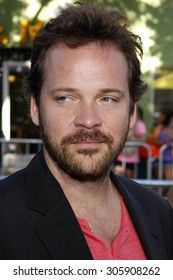 Peter Sarsgaard at the Los Angeles premiere of 'Orphan' held at the Mann Vilage Theater in Westwood, USA on July 21, 2009.