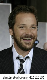 "Peter Sarsgaard at the Los Angeles premiere of ""Flightplan"" held at the El Capitan in Hollywood, USA on September 19, 2005."